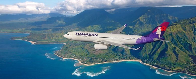 Hawaiian Airlines Maui Airport Hawaii